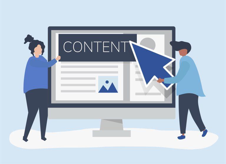 العلاقة بين صناعة المحتوى والكتابة لتجربة المستخدم
